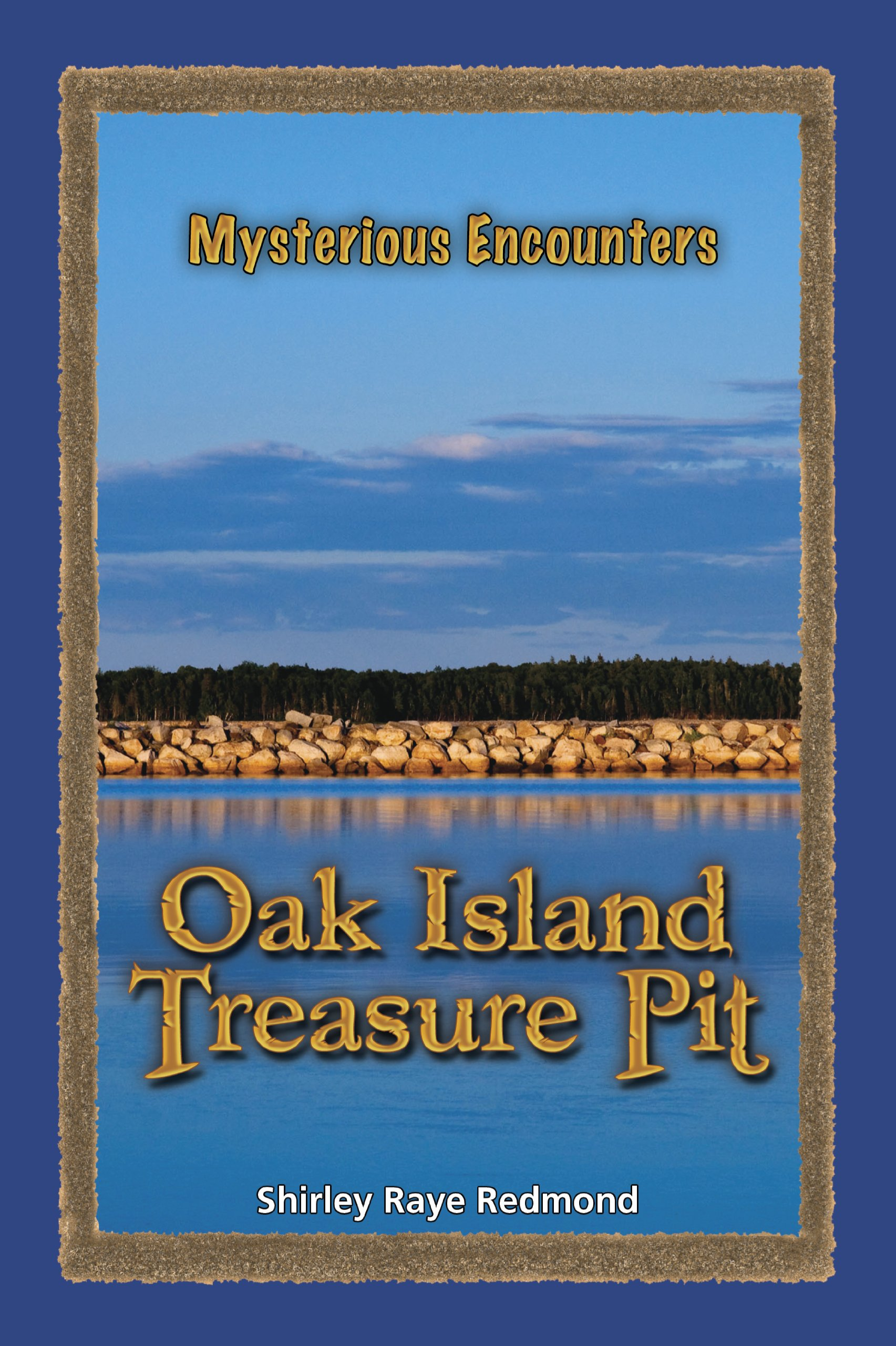 The Oak Island Treasure Pit